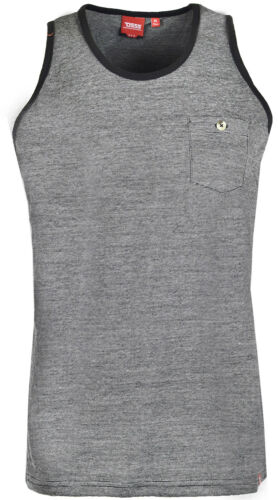 Mens Thin Fine Stripe Vest Sleeveless Top With Front Pocket Small To 6XL