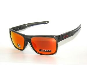 3fc9999258 Oakley Crossrange 9361-12 Grey Smoke Prizm Ruby Clearance Sunglasses ...