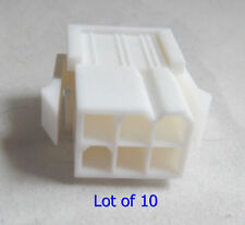 MOLEX-39-01-2101-CONNECTOR HOUSINGPLUG10POS,20PK