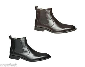 f3c3252912f39 NEW MENS JULIUS MARLOW HARRY FORMAL/WORK/CASUAL LEATHER BLACK BROWN ...