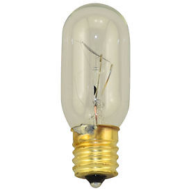 5 Light Bulbs 25t8n 120v Exit Sign Microwave Oven Freezer