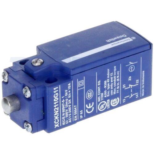 1pcs XCKN2110G11 Endschalter Bolzen Ø8mm NO NC 10A max240VAC max250VDC PG11