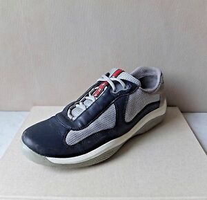 americans cup sneakers Prada Hot Sale Free Shipping In China Cheap Sale Purchase Sast For Sale laGdn
