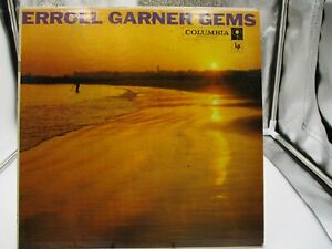 ERROLL-GARNER-Gems-CL-583-Six-Eye-12-034-Vinyl-Record-LP-VG-cover-VG-VG