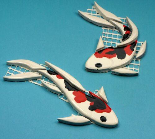Wahl Taicho Sanke 2 versch.Varianten Mosaiksteine-Goldfische 1.oder 2 Koi