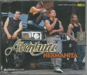 AVENTURA-Hermanita-2004-CD-single