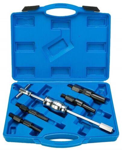 5pc Blind Inner Internal Bearing Puller Slide Hammer Set CA Stock