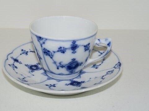 Porcelæn, Musselmalet (Blåmalet)  Espressokop #108B,