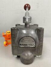 Barksdale 6184s3hc3 Series 6180 High Pressure Directional Control Oem Valve