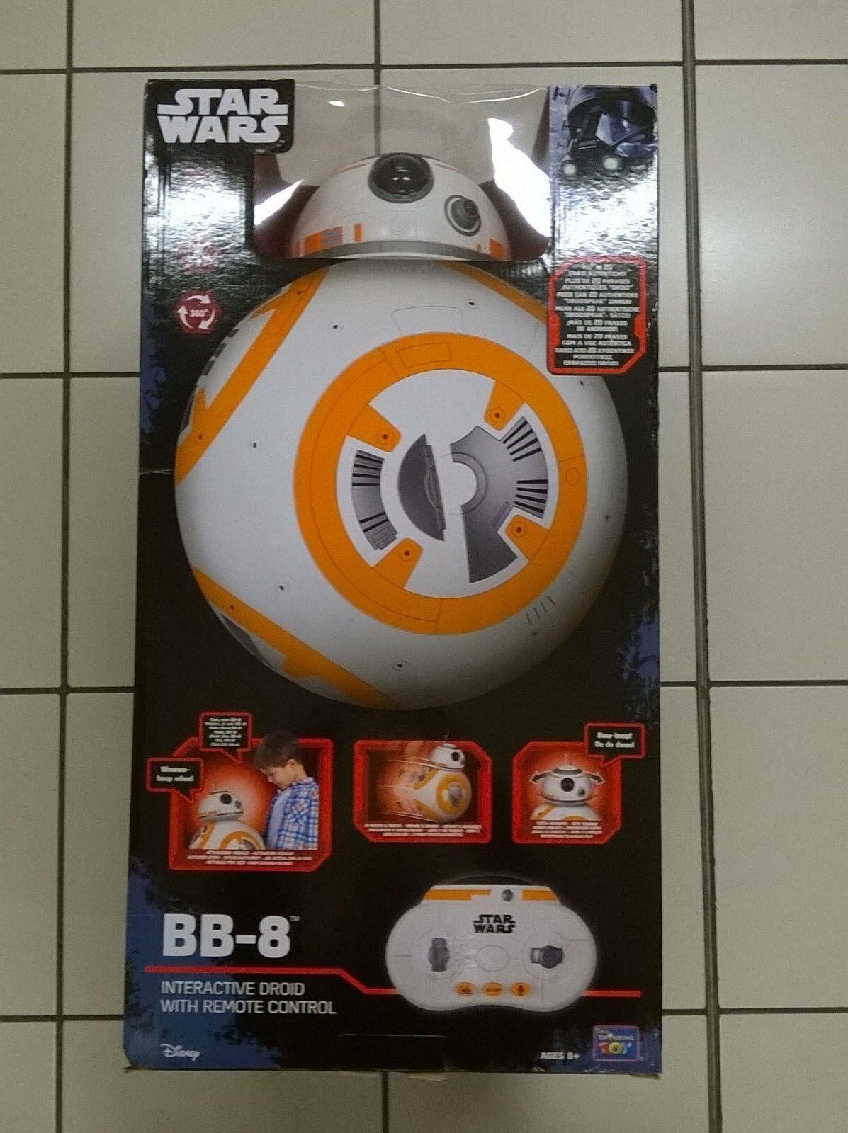 Star wars BB-8 radio control interactivo de 40,5 cm