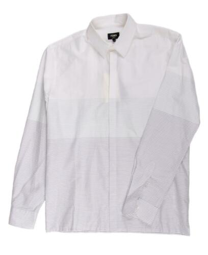 Fendi Men shirt 39 15.5 NEW
