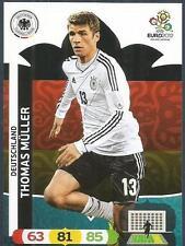 PANINI EURO 2012-ADRENALYN XL-GERMANY-THOMAS MULLER