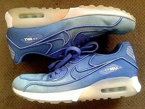 Details about Nike Air Max 90 Ultra 2.0 BR Breathe 917523-400 Women's US 9.5 Blue