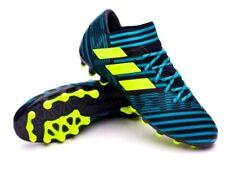 47411d67d Adidas Nemeziz 17.3 FG Cleats Legend Ink/Solar Yellow/Energy Blue S80601 sz  10