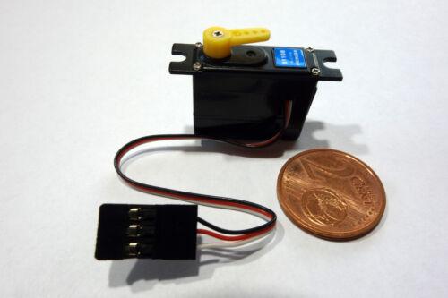 Di alta qualità Mini servo s1108 FS indoor Pichler Pico c1116 31 q12x horejsi 4,7g