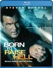 Born to Raise Hell 0097361437743 With Steven Seagal Blu-ray Region a