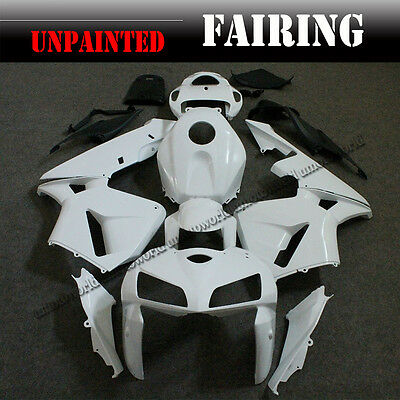 Individual Motorcycle Fairing 2005-2006 ZXMOTO Unpainted Front Nose Fairing for Honda CBR 600RR