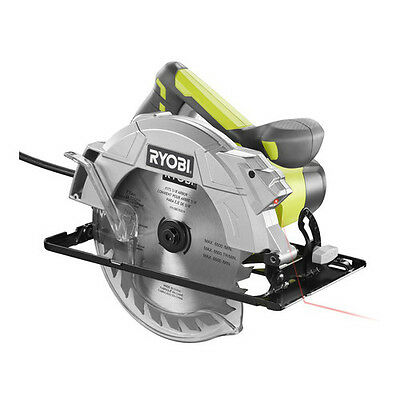 "Ryobi 14 Amp 7-1/4"" Circular Saw with Laser CSB143LZK RECON"