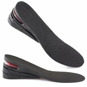2-Pairs-3-5-7cm-Insole-Air-Cushion-Increase-Height-Taller-Pad-Insoles