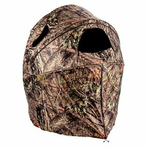 Ameristep Tent Chair Blind Mossy Oak Break-Up Country 1-Person Tent Chair Blind