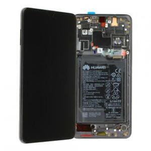 Original-Huawei-Mate-20-ecran-LCD-Touch-Avec-Cadre-batterie-Noir-Black