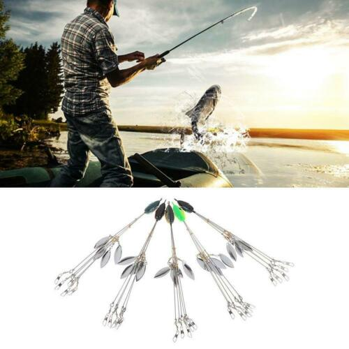 Umbrella Fishing Lure Rig 5 Arms Alabama Rig Head Swimming 18g Useful Bass W2I1