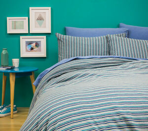 Image Is Loading Bambury Bedt 100 Cotton Jersey Quilt Doona Cover