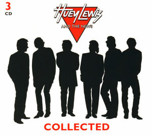 Huey-Lewis-amp-The-News-COLLECTED-Best-Of-57-Essential-Songs-COLLECTION-New-3-CD