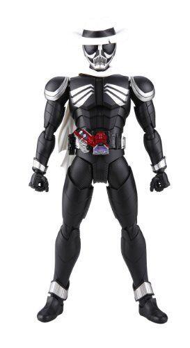 Master Grade Figurerise Bandai Hobby Kamen Rider Skull 1//8