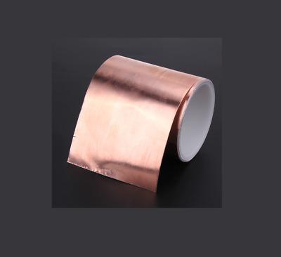 25 mm x 4 Meter selbstklebend Kupferband Kupferfolie EMI 2,5 cm Schnecken abwehr