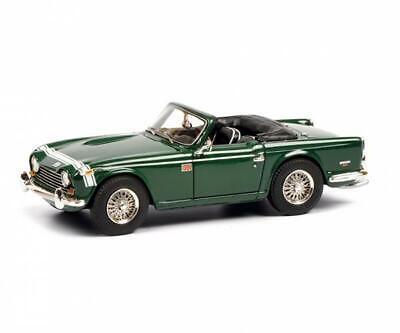 Schuco Triumph TR250 British Racing Green 1:43 450880800 | eBay
