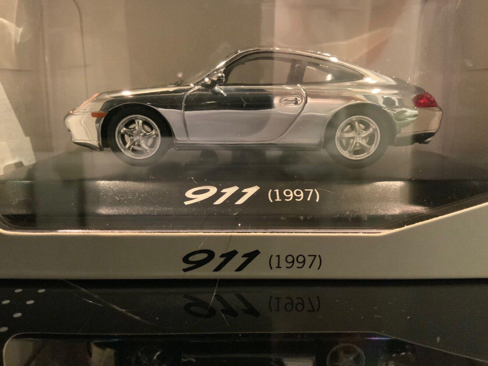 alta calidad general Porsche 911 (1997) Limited Edition 40 años 911 911 911 Minichamps 1 43 nuevo embalaje original  Entrega rápida y envío gratis en todos los pedidos.