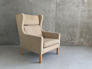 1960-70-s-Danish-mid-century-wing-backed-armchair-in-the-style-of-Borge-Mogensen