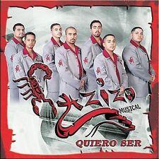 Mazizo Musical Quiero Ser CD