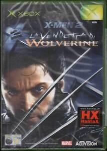 X-Men-2-La-Vendetta-di-Wolverine-Videogioco-XBOX-Nuovo-Sigillato
