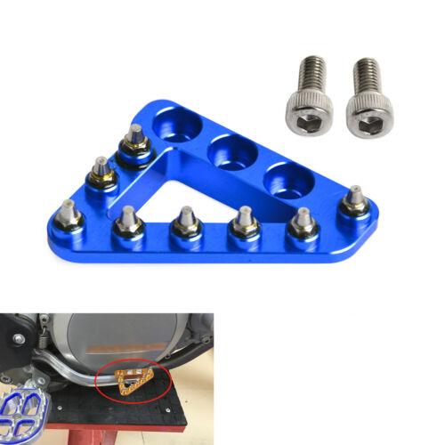 Brake Pedal Plate Tip For Husaberg FE 250 350 570 TE 250 300 FE 390 450 FX 450