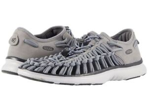 073fe56f178 NIB MEN S KEEN 1018719 UNEEK O2 STEEL GREY RAVEN SPORT FISHERMAN ...