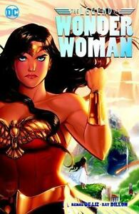 The-Legend-of-Wonder-Woman-Hardcover-New-Sealed-Free-Shipping-DC-Comics