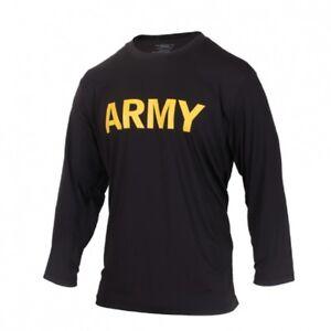 Nero Apfu Tshirt Xl Shirt Pt Nous Sportshirt Sport armᄄᆭe Lighthit Langarm qGVSUMzp