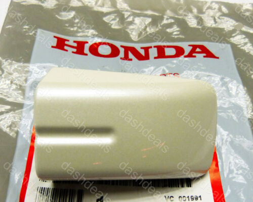 04-08 ACURA TL FRONT REAR PASSENGER WHITE DIAMOND PEARL DOOR HANDLE COVER CAP