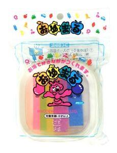 Oyumaru-Clay-7-stick-set-Reusable-Mold-Making-Kit