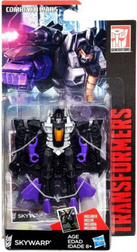 Transformers Generations Combiner Wars Skywarp Legend Action Figure Legends