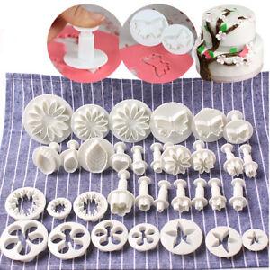 33-pcs-Patisserie-Cutters-Outils-Sucre-artisanat-Moule-Fondant-Glacage-Plongeur