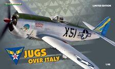 EDK1180 - *Eduard Kits 1:48 Ltd Edit - P-47D,  Jugs over Italy