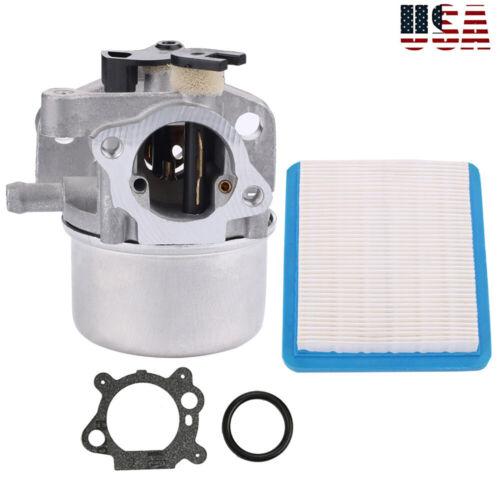 Carburetor Air Filter For B /& S Fit 190cc Troy bilt TB230 Lawn Mower w// 725EX