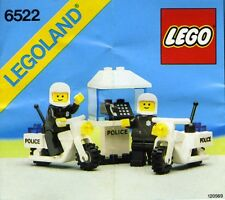 LEGO Town Highway Patrol (6522) (Vintage)