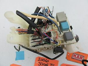 image is loading 05-10-scion-tc-bcm-fuse-relay-wire-