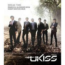 K-pop U-KISS - BREAK TIME (Mini Album) (UKISSM4)