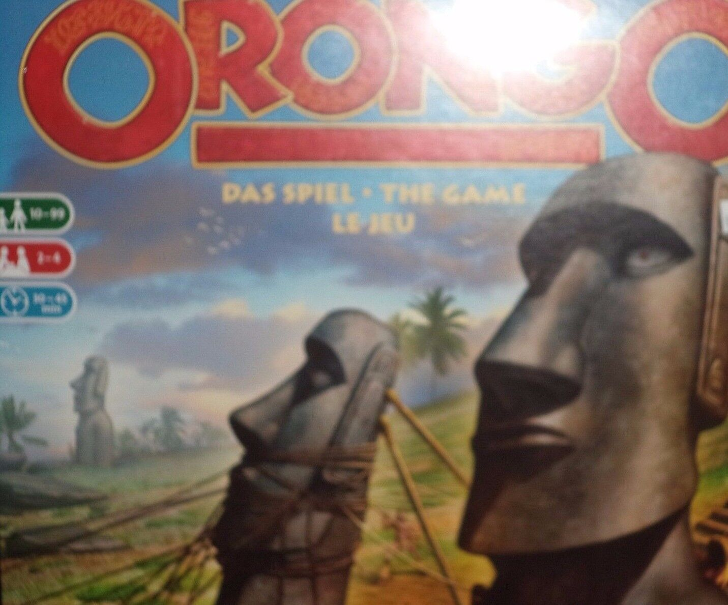 Goldngo - ravensburger spielen brettspiel neu