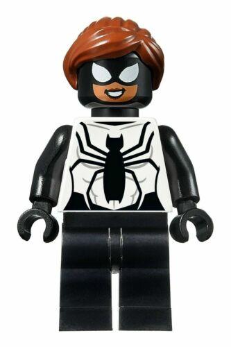 Lego Minifigura Mujer Araña De Set 76148 nuevo unssembled